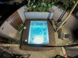 Night View Jacuzzi